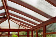 Eighton Banks conservatory roofing insulation